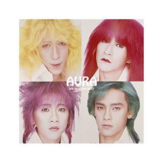 AURA 20th Anniversary BEST - AURA_w320.JPG